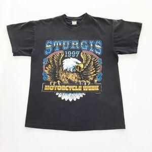 Sturgis 1997 Motorcycle Week Graphic Tee